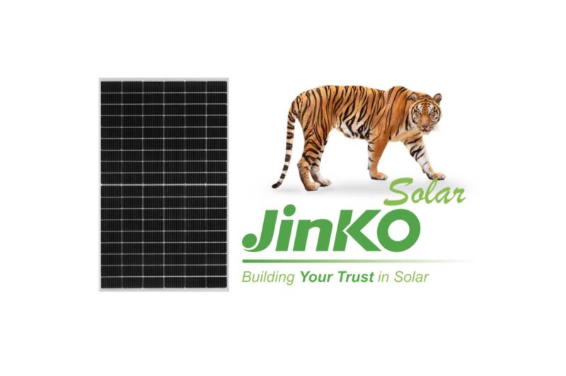 Jinko tiger Solarmodul